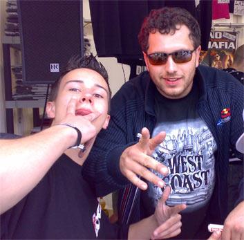 Splash-Festival: Jonez und Orgi